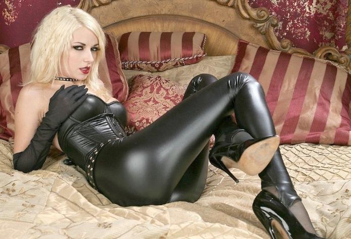 Проститутка госпожа